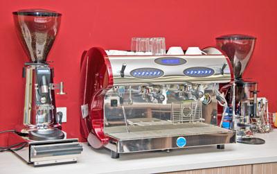 Sportwelt Rheinhausen Kaffemaschine